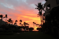 Another awesome Hawaiian sunset