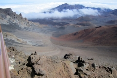 Haleakala Crater Cindercones