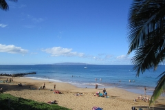 Only 3 minutes walking to this Kamaole lll Beach -
